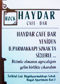 Haydar Rock Bar