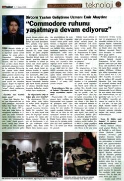 BT Haber Röportajı - Sayfa 1