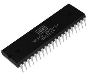 6502 uyumlu W65C02S6PG-14